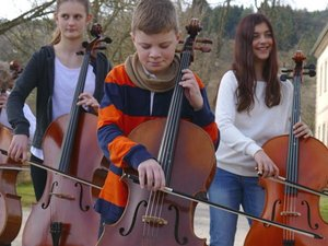 Young Cello Geigen Camp